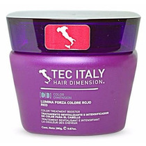 Red Tec Italy Hair Dimension Forza Colore Rojo 280gr
