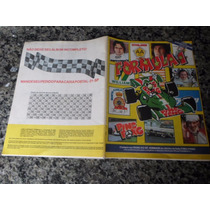 Album Ping Pong Fórmula 1 - 1983 Completo Figuras Soltas
