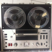 Tape Deck De Rolo Sony Gravador Tc660 Serve Akai Pioneer