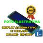 Display Visor Lcd Exclusivo P/ Teclado Roland Em2000 Novo