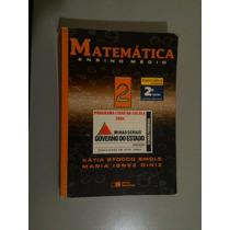 Livro Matemática 2 Estatística, Contagem E Probabilidade