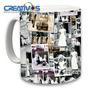 Tazas Personalizadas - Sublimacion - 11 Onz Ceramica Blanca