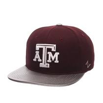 Gorra Zephyr Texas A&m Snapback Ajustable Envio Gratis