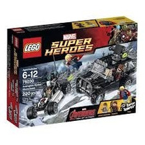 Lego Marvel Super Heroes Avengers Hydra 76030 / 220 Pçs