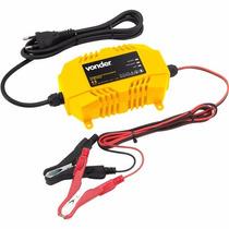 Carregador De Bateria Portátil 220v Cib070 Vonder 12v Auto