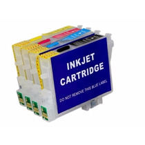 Cartucho Recargable Epson C67 / C87 /cx3700 /cx4700 (blanco)