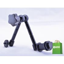 Brazo Articulado P/lamparas Led Microfonos Pantallas Tripie