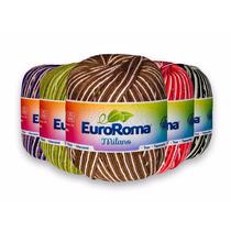 Kit Especial Barbantes 6 Milano 200g + 4 Euroroma 600g
