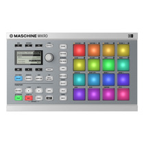 Native Instruments Maschine Mikro Mk2 Branco