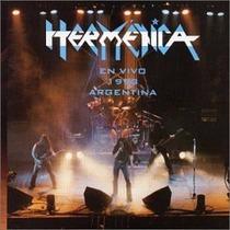 Hermetica En Vivo 1993 Argentina