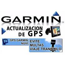 Actualizacion Mapas Gps Garmin Argentina Limitrofes Radares