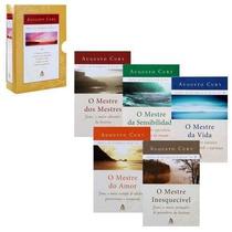Box 5 Livros Augusto Cury Análise Da Inteligência De Cristo