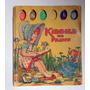 Libro Para Colorear 1929 Ilustrado Phyllis Cooper Troquelado