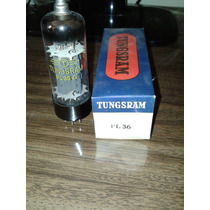 Válvula Pl36/25e5 Tungsram Hi-fi Stereo Receiver Sm-80