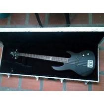 Bajo Electrico Esp Ltd B Series Con Hardcase Nuevo A Strenar