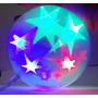 Globo De Luz Holográfico Led 15cm * Festa Natal *veja Vídeo
