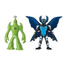 Ben 10 Alien Creación Cámara Mini Figure 2pack Goop Y Big C