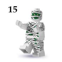 Lego 8803 Minifigure Serie 3 Momia !!!