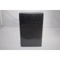 Perfume Polo Double Black Masculino Eau De Toilette 75ml