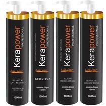 Kit Cauterização Kerapower Life Hair