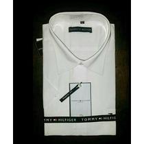 Camisa De Vestir Tommy Hilfiguer Para Caballero