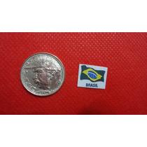 Moeda De Prata - 720 - Mbc- 2 Mil Réis-1935 - Caxias.!!!!