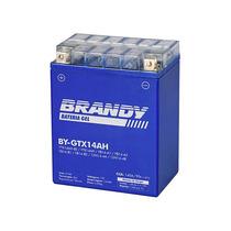 Bateria Em Gel Brandy - By-gtx14ah - Cb 750f Cbx 750f