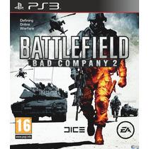 Battlefield Bad Company 2 Ps3 Nuevo Y Sellado