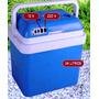 Heladera Portatil Electrica 12v / 220v Frio /calor 24 Litros