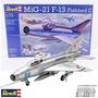 Revell 3967 Mig 21 Avión Ruso P/ Aramar Escala 1/72 La Plata