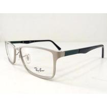 Armação Ray Ban Rb624 Óculos Lente Descanso Dia A Dia Oferta
