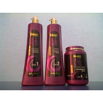 Kit All Liss Progressiva Sem Formol (grande) Kleon