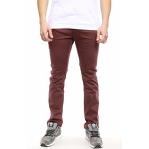 Calça Diamond Supply Mined Chino Slim Skate - Pronta Entrega