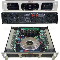 Hola! American Pro 3600 Concert Potencia Amplificador Audio