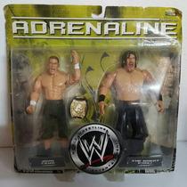 Wwe Adrenaline Serie 25 John Cena & The Great Khali
