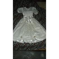 Vestido De Reina Del Carnaval Sin Capa