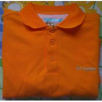 Chemisse Columbia Naranja Xl