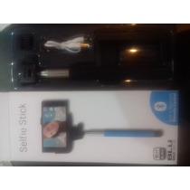 Monopod Selfies Bluetooth Integrado Marca Blu