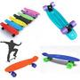 Patineta Mini Penny Skate Board Tabla Ruedas 60x45 Mm Nuevo