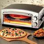 Black & Decker Horno De Pizza De 5 Minutos