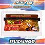 Cartucheras Dragon Ball Personalizadas Ambas Caras Souvenir