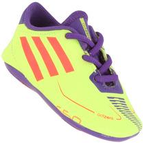 Tênis Adidas Infantil F50 Tam.16 Original! Novo! Fotos Reais