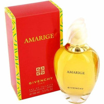 Perfume Amarige De Givenchy 100ml. Para Dama