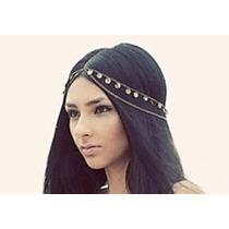 Enfeite Cabeça Fantasia Cleopatra Egito