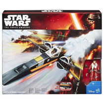 Star Wars X-wing Poe Dameron - Nueva