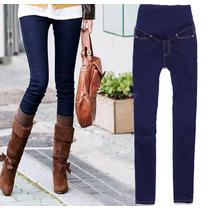 Jeans Pantalón Maternidad Moda Japonesa Envio Gratis