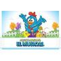 Entradas Gallina Pintadita Show Musical Infantil En Sta Fe