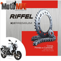 Kit Relação Dafra Next 250 (13-) Riffel+brinde