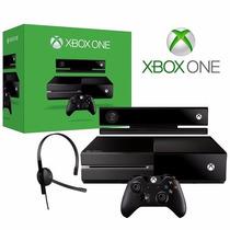 Xbox One + Kinect 500gb Microsoft Original
