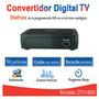 Decodificador Digital Tv Television Incluye Contro Remoto